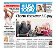 3/19/2009 Issue of USA TODAY