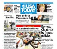 3/23/2009 Issue of USA TODAY