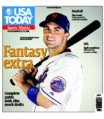 03/25/2009 Issue of Sports Weekly