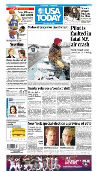 3/26/2009 Issue of USA TODAY