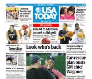 3/30/2009 Issue of USA TODAY