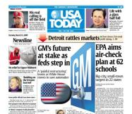 3/31/2009 Issue of USA TODAY