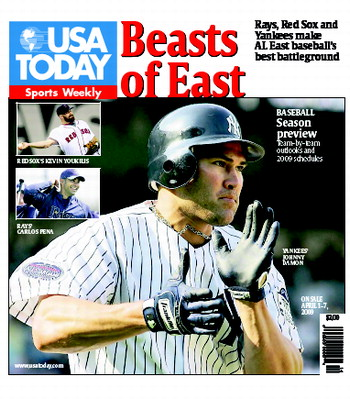 04/01/2009 Issue of Sports Weekly