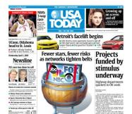 4/01/2009 Issue of USA TODAY