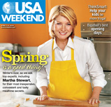04/03/2009 Issue of USA Weekend