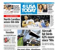 4/07/2009 Issue of USA TODAY
