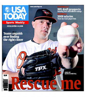 04/08/2009 Issue of Sports Weekly