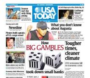 4/09/2009 Issue of USA TODAY