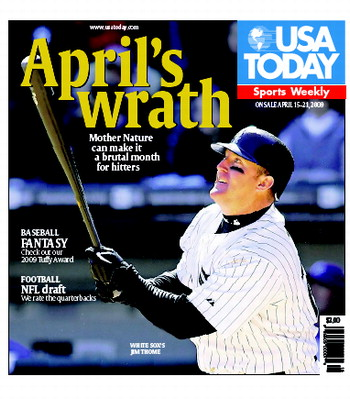 04/15/2009 Issue of Sports Weekly