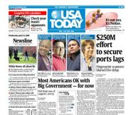 4/15/2009 Issue of USA TODAY