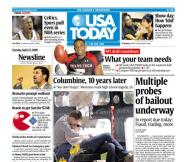 4/21/2009 Issue of USA TODAY