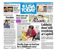 4/22/2009 Issue of USA TODAY