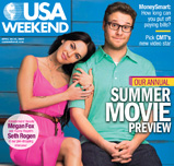 04/24/2009 Issue of USA Weekend
