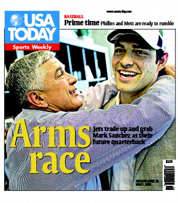 04/29/2009 Issue of Sports Weekly