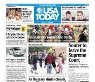 5/01/2009 Issue of USA TODAY