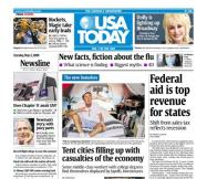 5/05/2009 Issue of USA TODAY