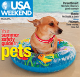 05/08/2009 Issue of USA Weekend