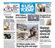 5/12/2009 Issue of USA TODAY