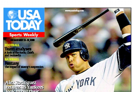 05/13/2009 Issue of Sports Weekly