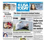 5/26/2009 Issue of USA TODAY