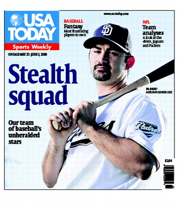05/27/2009 Issue of Sports Weekly