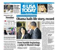 5/27/2009 Issue of USA TODAY