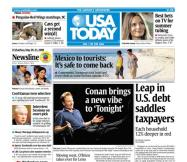 5/29/2009 Issue of USA TODAY