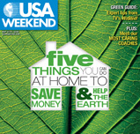 05/29/2009 Issue of USA Weekend