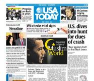 6/03/2009 Issue of USA TODAY