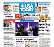 6/04/2009 Issue of USA TODAY