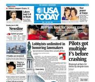 6/08/2009 Issue of USA TODAY