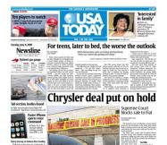 6/09/2009 Issue of USA TODAY