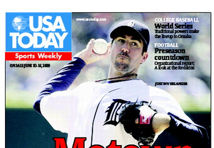 06/10/2009 Issue of Sports Weekly