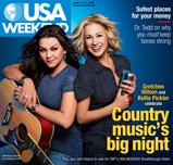 06/12/2009 Issue of USA Weekend