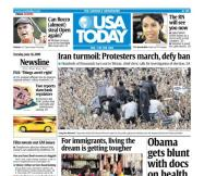 6/16/2009 Issue of USA TODAY