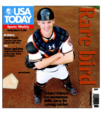 06/17/2009 Issue of Sports Weekly