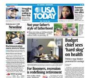 6/17/2009 Issue of USA TODAY