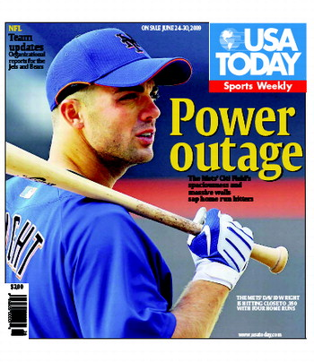 06/24/2009 Issue of Sports Weekly