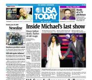 6/29/2009 Issue of USA TODAY