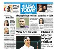 7/06/2009 Issue of USA TODAY