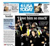 7/08/2009 Issue of USA TODAY
