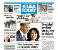 7/13/2009 Issue of USA TODAY