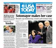 7/14/2009 Issue of USA TODAY