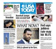 7/16/2009 Issue of USA TODAY