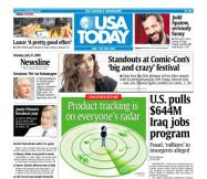 7/27/2009 Issue of USA TODAY