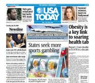 7/28/2009 Issue of USA TODAY