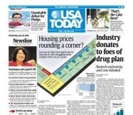 7/29/2009 Issue of USA TODAY