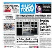 8/11/2009 Issue of USA TODAY