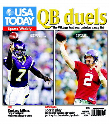 08/12/2009 Issue of Sports Weekly