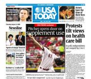 8/13/2009 Issue of USA TODAY